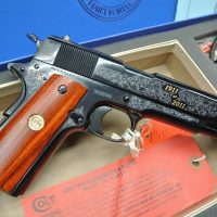 Colt Employee Edition 100th Anniversary 1911 .45