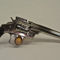 Smith & Wesson 1st Model DA .44 Revolver