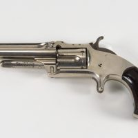 Smith & Wesson No. 1 1/2 New Model Tip-Up .32